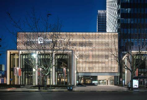 shanghai landmark center aedas archdaily
