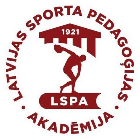Latvijas Sporta pedagoģijas akadēmija - YouTube