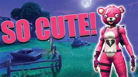 Cuddle Team Leader Outfit  Fortnite Youtube