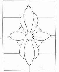 faux stained glass patterns 56 best Gallery Glass images on Pinterest   Stained glass ...