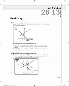 28 13 Chapter  Fiscal Policy