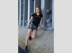 Limited edition Women's camouflage mini shorts Auscam Navy