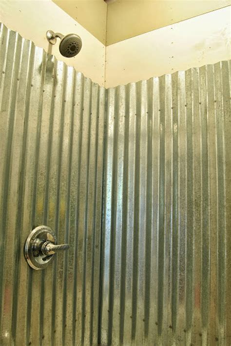 rustic barn doors wall 3 awesome diy shower ideas that will fit in spaces