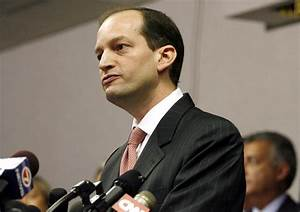 The Scandal in Alexander Acosta's Past - The Atlantic