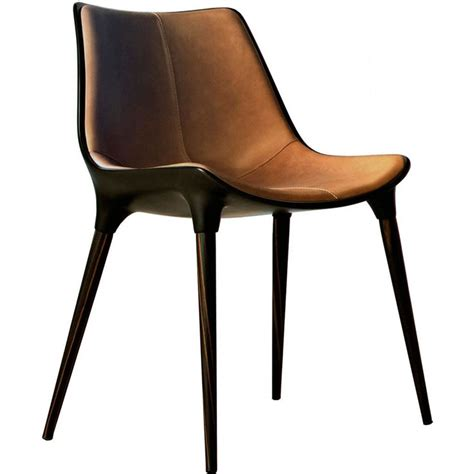 langham dining chair leather caramel chairs leather and