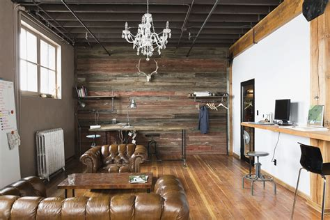 An Industrial-Inspired Apartment With Sophisticated Style : How To Decorate Using Industrial Chic Style