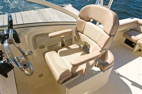 Captains Chair For Ski Boat by Research 2012 Scout Boats 245 Abaco On Iboats Com