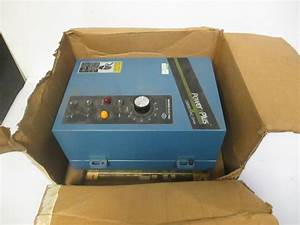 Warner Electric Cm53300000 Power Plus Ac Drive 208  230v In 2hp 1 5kw Out