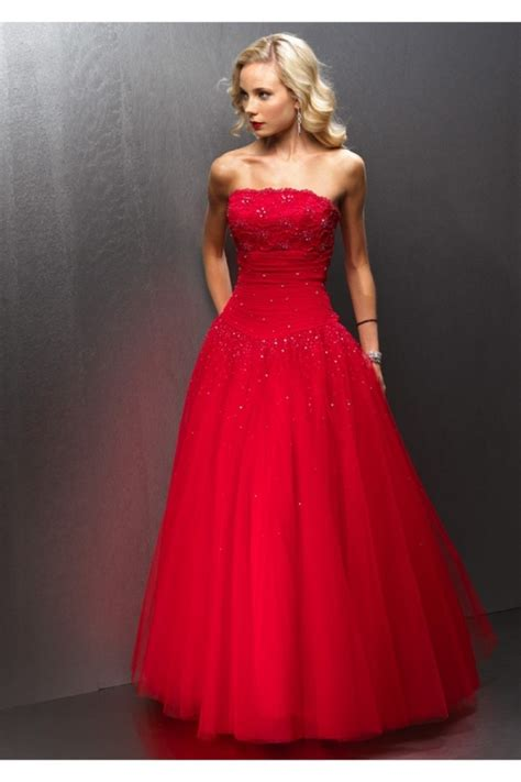 beautiful red prom dresses   world  bb