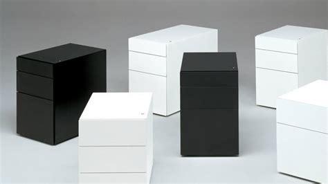 bureau en plastique caisson de bureau plastique