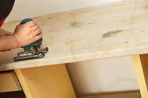 Kochfeld Einbauen Arbeitsplatte : k chenarbeitsplatte zuschneiden anleitung in 4 schritten ~ Markanthonyermac.com Haus und Dekorationen