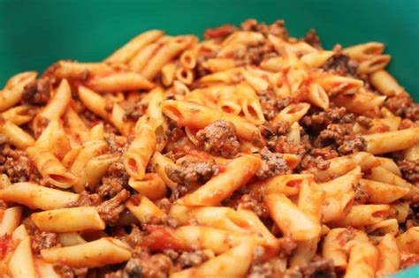 baked ziti with ground beef baked ziti recipe created by diane