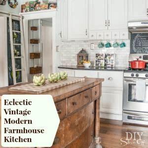 Farmhouse Tour - DIY Show Off ™ - DIY Decorating and Home