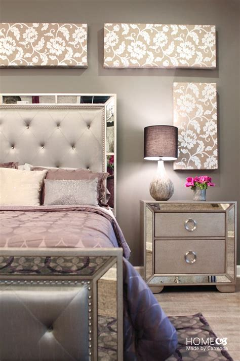 Mirrored Bedroom Sets by Best 25 Mirrored Bedroom Furniture Ideas On