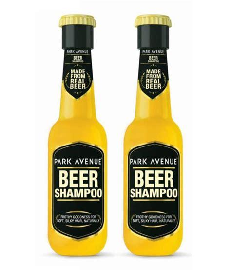park avenue beer shampoo buy     ml