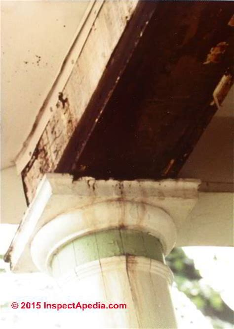 porch column repair  replacement porch column repair