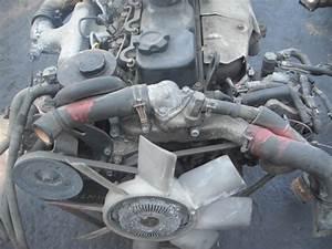 Nissan Diesel Engine Td27