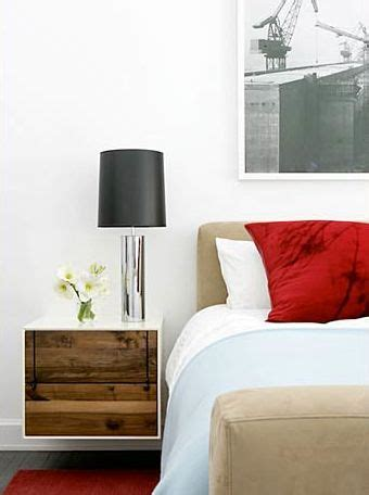 Wall Mounted Nightstand Diy by Do You A Wall Mounted Nightstand Popsugar Home