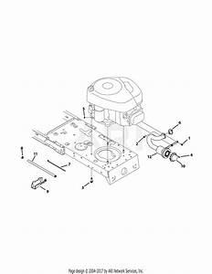 Mtd 13bc762f000  2015  Parts Diagram For Engine