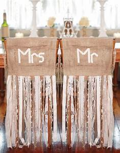55 Chic-Rustic Burlap and Lace Wedding Ideas Deer Pearl