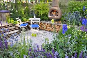 Barbecue De Jardin : un petit jardin pour recevoir autour d 39 un barbecue ~ Premium-room.com Idées de Décoration