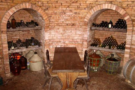 Weinregal Für Keller by Ziegel Weinregal F 252 R Ein Gl 252 Ckliches Haus Archzine Net