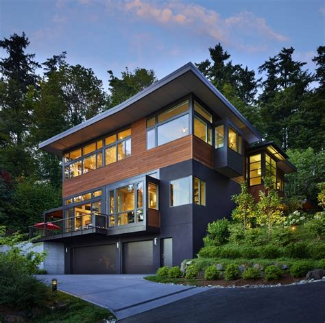 Westlight House Contemporary Exterior Seattle by