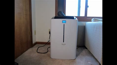 lowes idylis btu portable air conditioner youtube