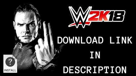 Wwe 2k18 — an excellent gaming adventure with a sporty bias. HOW TO INSTALL WWE 2K18 UPDATE v1 06 CODEX - YouTube