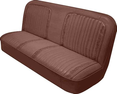 truck bench seat 1971 chevrolet truck parts interior soft goods seat