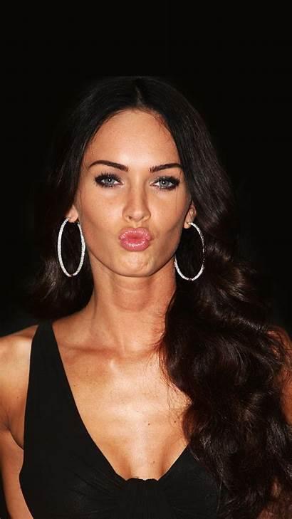Megan Fox Celebrity Kiss Iphone Dark Plus