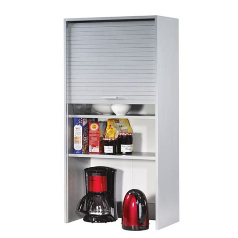 hauteur meubles cuisine meuble haut de cuisine aluminium largeur 60 cm hauteur 123