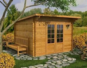 Cabanon De Jardin Bois : casetta in legno minija 3x3 ~ Melissatoandfro.com Idées de Décoration
