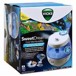 vicks sweet dreams cool mist humidifier buybuy baby