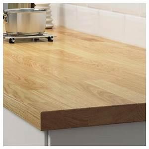 Arbeitsplatte Ikea Eiche : karlby worktop oak 246 x 3 8 cm ikea ~ Indierocktalk.com Haus und Dekorationen