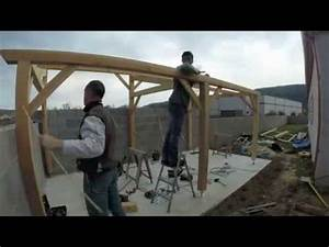 Abri De Bois : abri a bois youtube ~ Melissatoandfro.com Idées de Décoration