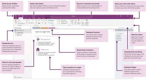onenote section template how to master microsoft office onenote lifehacker australia