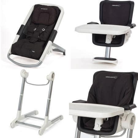 chaise haute et transat duo keyo transat chaise haute support coussin