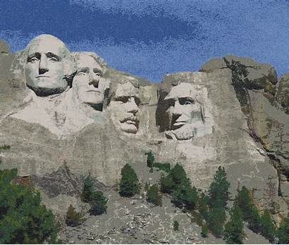 Rushmore Mount Simulation Sew