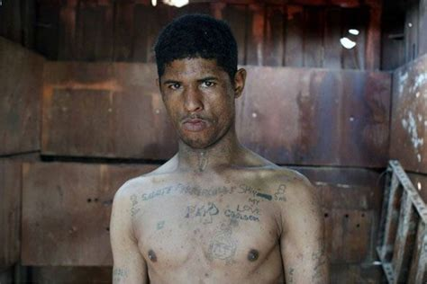 prison ink tattooed members  south africas gangs south africa  africa