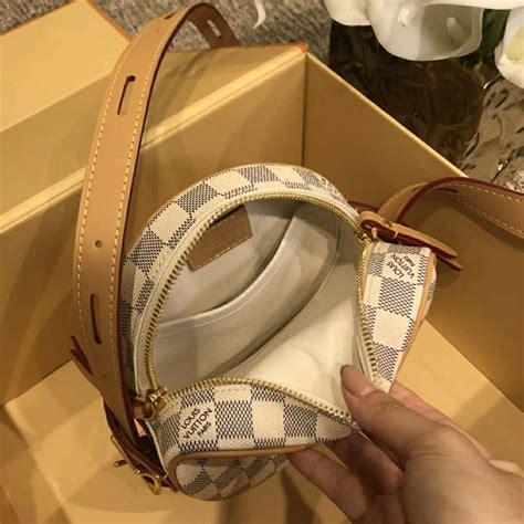 louis vuitton lv women boite chapeau souple pm handbag grey lulux