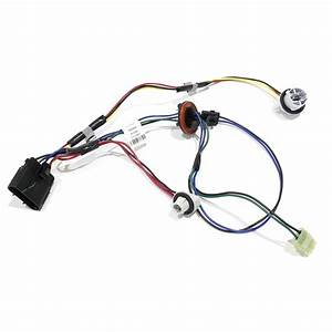 Oem New Headlamp Wiring Harness Front Right Or Left Impala Monte Carlo 25842432
