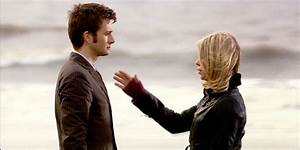 Doctor Who 'Doomsday' Scene With David Tennant, Billie ...