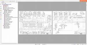 Terex Demag Crawler Crane  U0026 Mobile Crane Technical Service Training Manual Diagram
