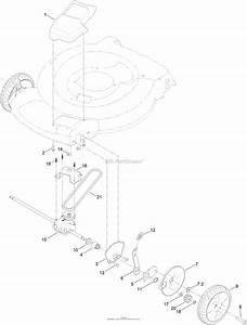 Toro 20370  22in Recycler Lawn Mower  2015  Sn 315000001