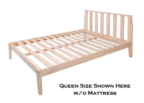 Room Doctor Platform Beds by Rock Platform Bed With Mission Headboard