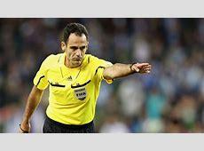 Los sueldos de los árbitros de Primera División
