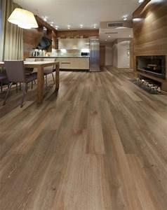 Linoleum Imitation Parquet : changer de plancher en 2 temps 3 mouvements ~ Premium-room.com Idées de Décoration