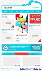 mailchimp premium templates With mailchimp ecommerce templates