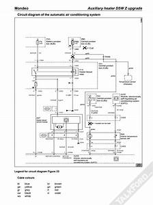 Ford Mondeo Air Con Wiring Diagram
